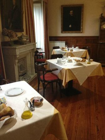 Hotel Quinta Duro : Dining room