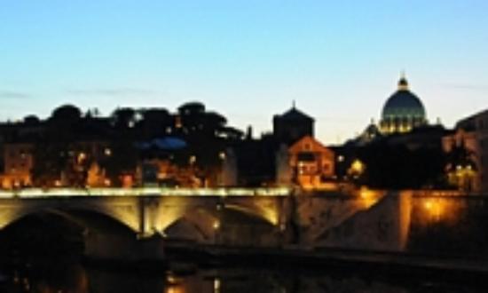 Rome Shuttle Service - Day Tour: Rome Bay Night