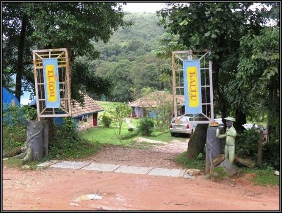 Rotti Kallu Homestay: Entrance