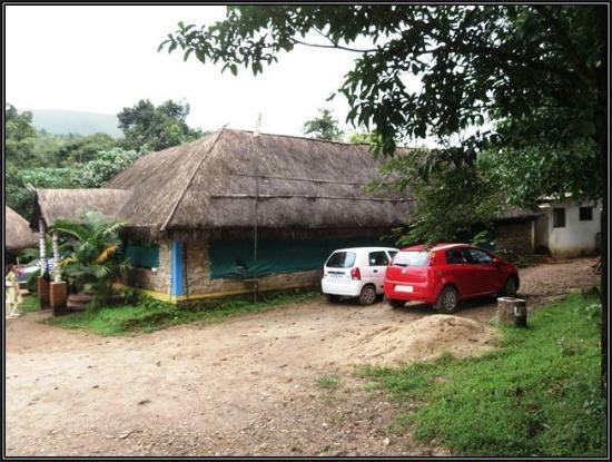 Rotti Kallu Homestay: Dining & Reception