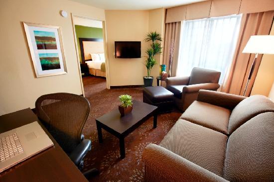 Holiday Inn Indianapolis North/Carmel: Corner Suite