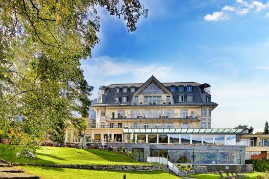 Photo of Belvedere Strandhotel & Restaurant Spiez