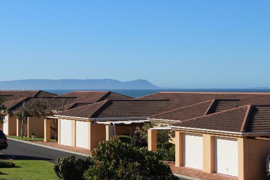 Hermanus Beach Club: View from verandha