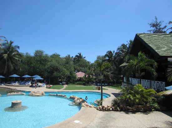 Labadi Beach Hotel : Pool