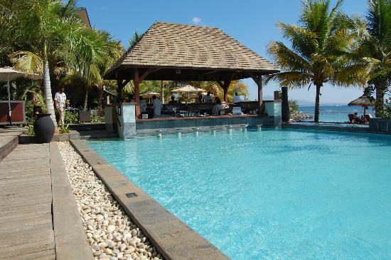 InterContinental Mauritius Resort Balaclava Fort: bar
