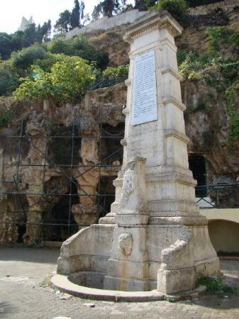 Grotte de Cervantes
