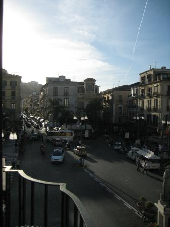 Piazza Tasso B&B: View from balcony