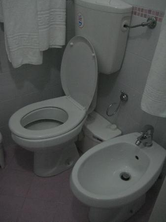 Piazza Tasso B&B: Bathroom