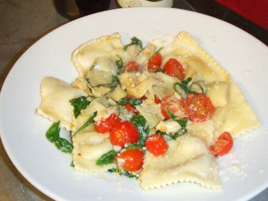 Nino's Family Restaurant : Rustic sauce