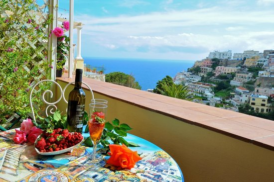 Villa Mary Suites: Junior Venere Terrace