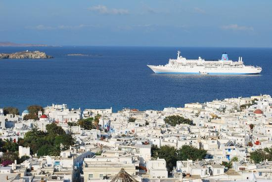 Marmaris Marina: Thomson Celebration in Mykonos