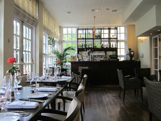 Athenaeum House Hotel: nice restaurant