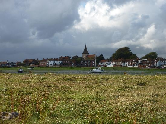 Millstream Hotel & Restaurant: Bosham tide out