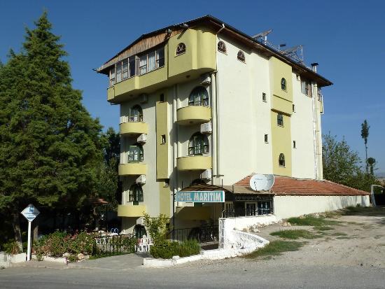 Bellamaritimo Hotel: Vue générale de l'hôtel