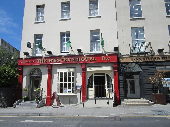 The Western Hotel: op wandelafstand van het centrum