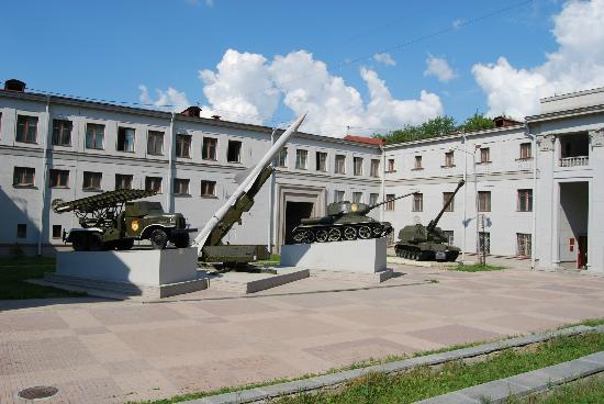 Military-Historical Hall of The Officers' House of The Central Military District