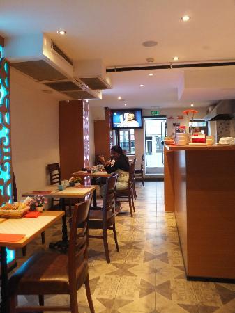 Jakaranda Hotel: Inhouse