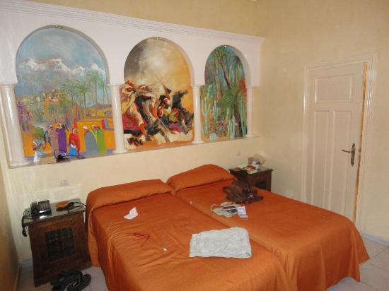 Le Gallia : Bedroom