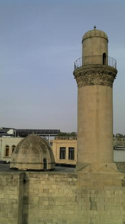 King Palace Hotel: Rooftop view