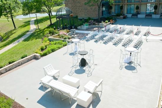 Wyndham Garden Schaumburg Chicago Northwest: OutDoor Event Space