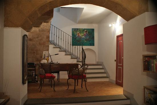 B&B Sant'Angelo 42: The entry from the main door