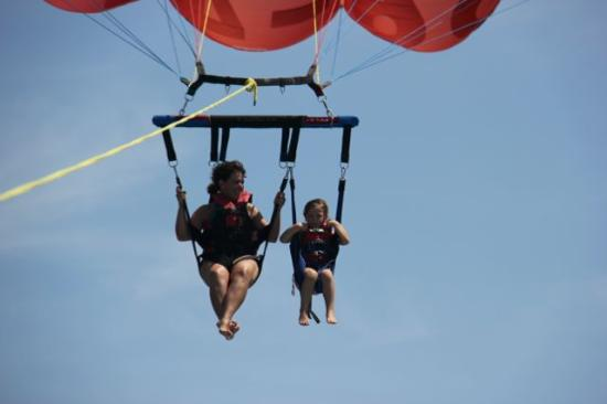 South Beach Parasail: Parasail Giugno 2012