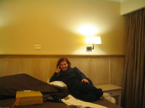 Hotel Patagonia: Excelente el descanso...