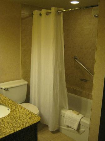Hilton Winnipeg Airport Suites: bathroom tub