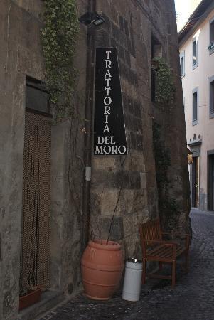 B&B Sant'Angelo 42: Trattoria del Moro