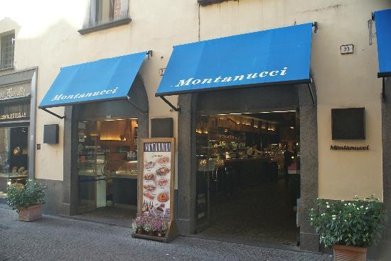B&B Sant'Angelo 42: Montanucci