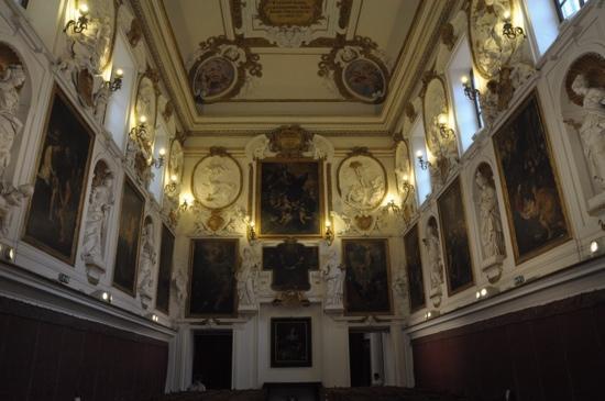 Oratory of the Rosary of St. Dominic (Oratorio del Rosario di San Domenico) : orarorio s domenico