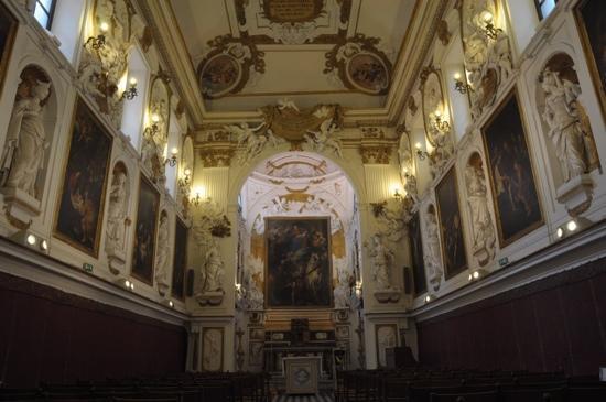 Oratory of the Rosary of St. Dominic (Oratorio del Rosario di San Domenico) : oratorio s domenico