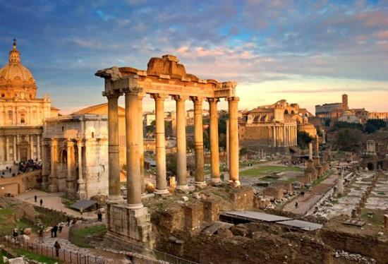 Walks Inside Rome: Roman Forum