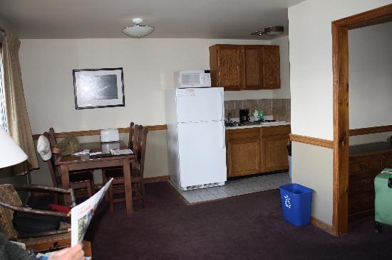 Signal Mountain Lodge : Main room