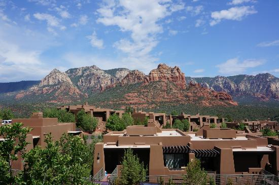 Hyatt Residence Club Sedona, Pinon Pointe: View from front door