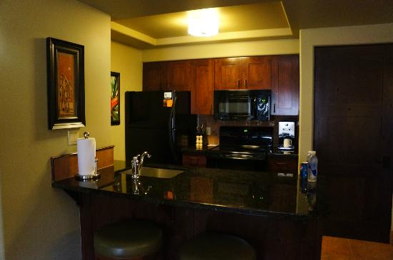 Hyatt Pinon Pointe: Kitchen