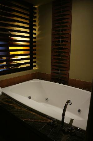 Hyatt Pinon Pointe: Hot-tub