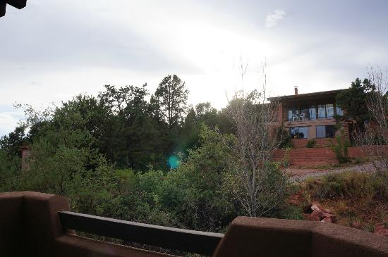 Hyatt Residence Club Sedona, Pinon Pointe: View from patio
