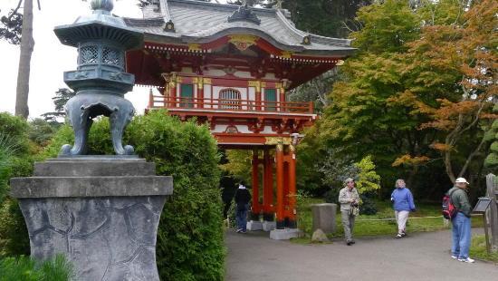 Superbe Japanese Tea Garden At Golden Gate Park (2)