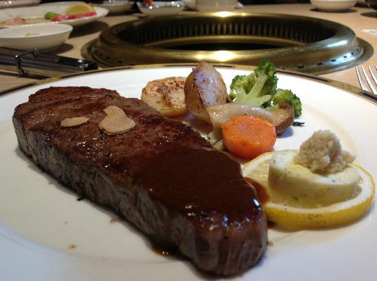Tamura: Steak Dinner