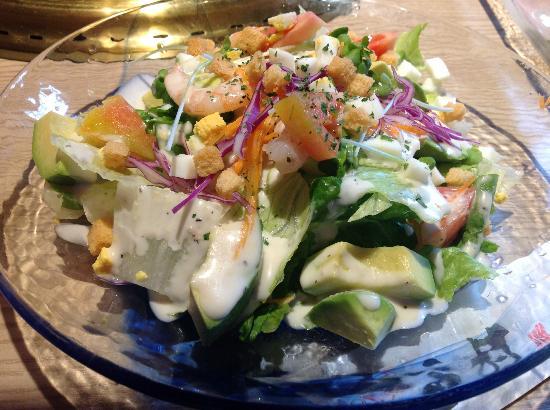 Tamura: Salad