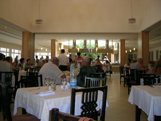 Seabel Rym Beach: Salle à manger
