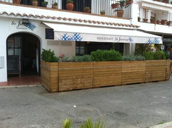 Restaurant Sa Jambina : sa jambina !!