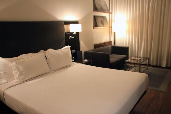 Standard Room Fotograf A De Ac Hotel Cuzco Madrid