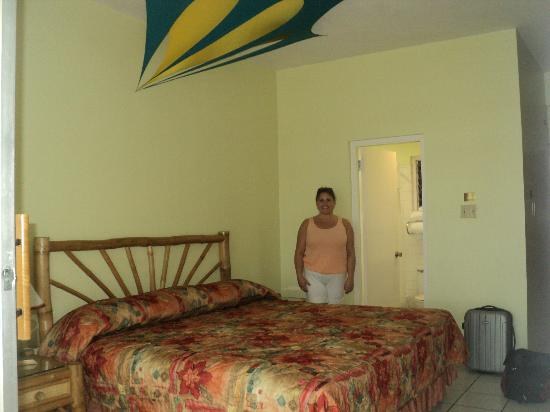 Toby's Resort: Our room