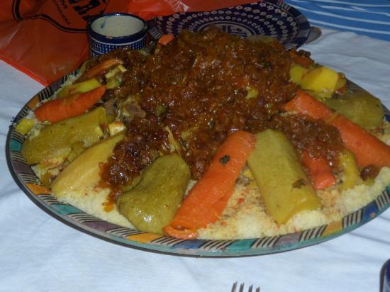 Riad Saada: couscous