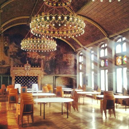 Safran Zunft : Grosser Festsaal