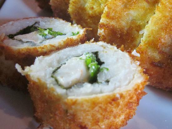 Zabo Sushi & Cocktails : Awesome rolls