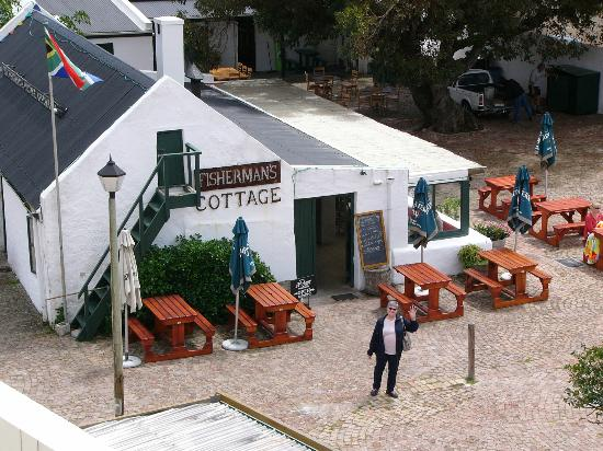 Quarters Hermanus: One of the many eating facilities on your doorstep-pic.from room