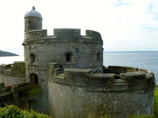 St. Mawes Castle: St Mawes Castle